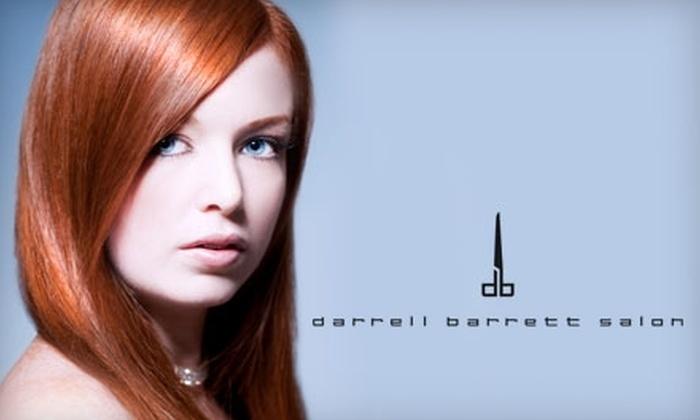 Darrell Barrett Salon - Cockeysville: $50 for $110 Worth of Salon Services at Darrell Barrett Salon