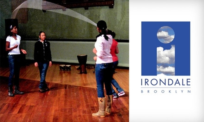 Irondale Center - Fort Greene: Youth Summer Theater Workshops at the Irondale Center. Choose from Three Options.