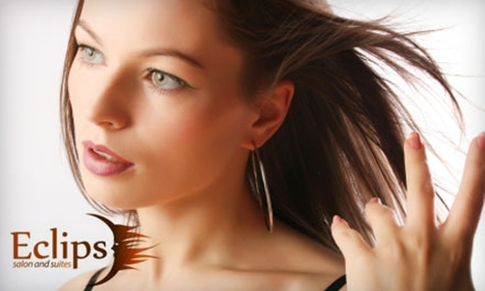 Eclips Salon and Suites - Sioux Falls: $25 for $55 Worth of Hair Services at Eclips Salon and Suites