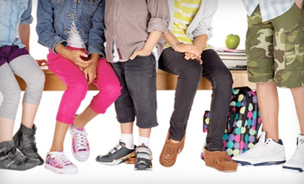 $40 Groupon to The Shoe Company - The Shoe Company in London