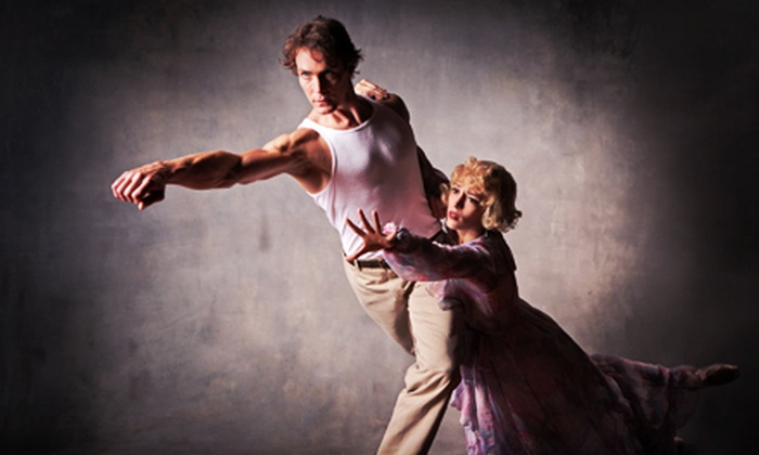"""A Streetcar Named Desire"" presented by Pittsburgh Ballet Theatre - Downtown: Ballet Outing to Pittsburgh Ballet Theatre's ""A Streetcar Named Desire,"" A Ballet by John Neumeier (Up to 51% Off). Six Options Available."