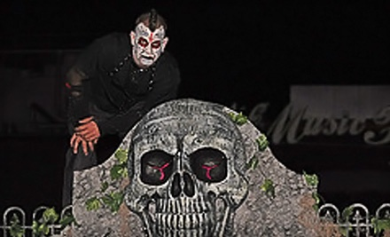 One Ticket to NC Fright Factory (a $13 value) - NC Fright Factory in Charlotte
