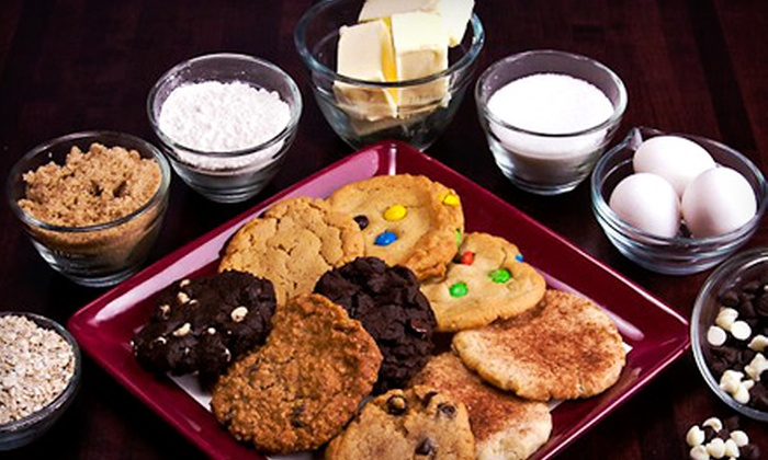Dough to Door - University City: $19.50 for Three Groupons, Each Good for One Dozen Cookies at Dough to Door ($39.45 Value)