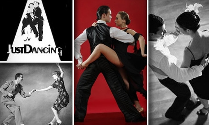 Just Dancing - Ballwin: $16 for Five Drop-In Classes at Just Dancing ($40 Value)