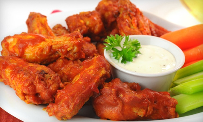 Bourbon Park Bar & Grill - Agawam Town: $8 for $16 Worth of Bar Fare at Bourbon Park in Feeding Hills