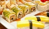 Caviar Japanese Restaurant - Central Business District: $15 for $30 Worth of Sushi, Japanese Dinner Fare, and Drinks at Caviar Japanese Restaurant