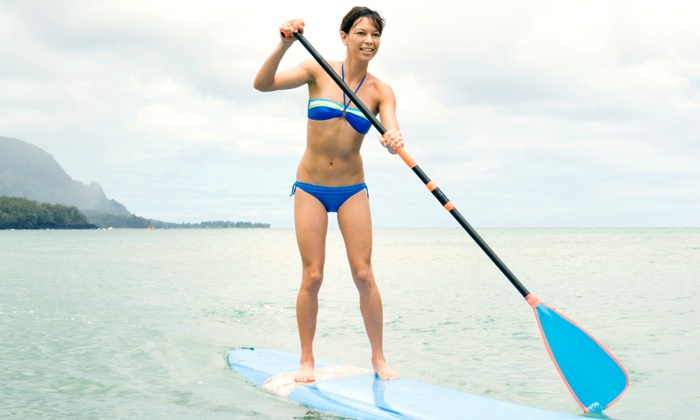 Sunrise Paddleboards - Coral Ridge: One-Hour Standup-Paddleboard Rental or All-Day Weekday or Weekend Board Rental at Sunrise Paddleboards (Up to 64% Off)