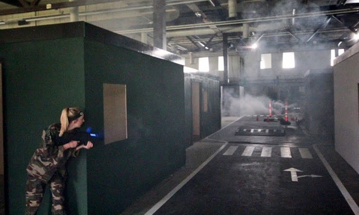 1 of 3 uur lasertag - unit 13 sittard be | groupon