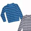 Kids' Striped Crew Neck Sweater