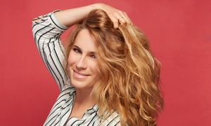 The Alchemist: Women's Haircut with Option for Full Color or Full Highlights at The Alchemist (Up to 58% Off)