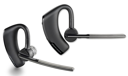 Plantronics Voyager Legend Mono Waterproof Bluetooth Headset With Mic Groupon