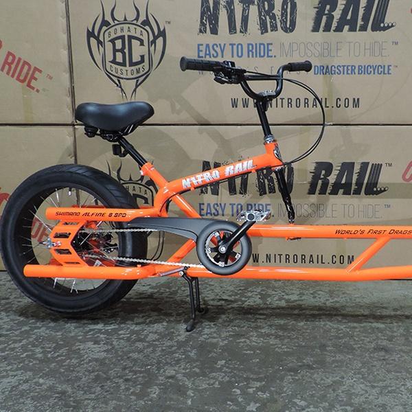 Nitro Rail Dragster Bicycle