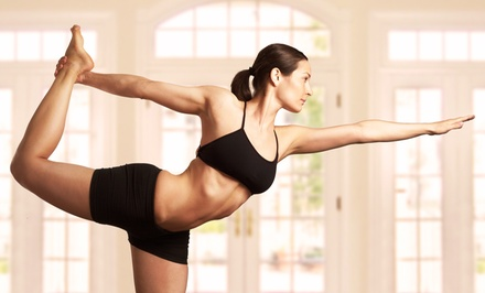 $29 for One Month of Unlimited Hot Yoga Classes at Bikram Yoga Guelph (a $150 Value)