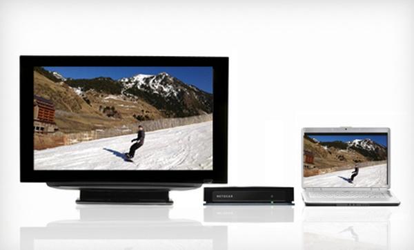NETGEAR Push2TV HD TV Adapter for Intel Wireless Display