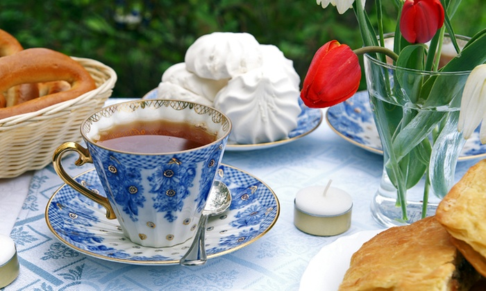 The Garden Tea Room - Westcliffe - Westcliffe: Up to 50% Off  Tea, Savories, and Sweets for One or Two at The Garden Tea Room - Westcliffe