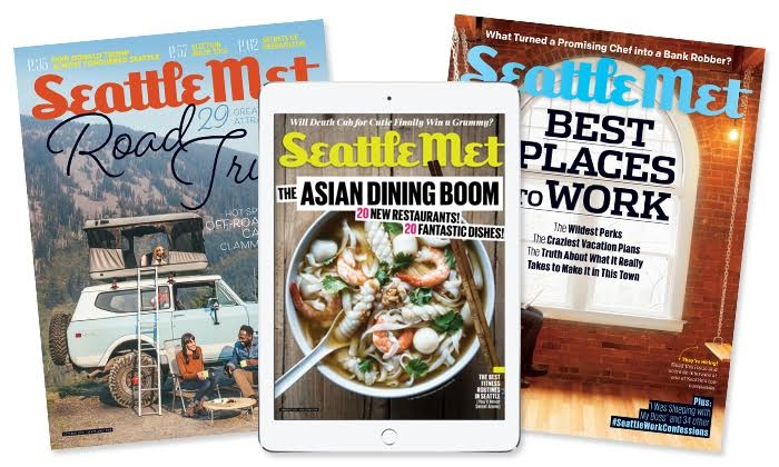 Seattle Met Magazine: One- or Two-Year Print Subscription or a One-Year Digital Subscription to Seattle Met Magazine (Up to 47% Off)
