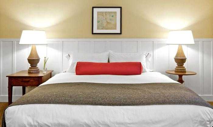 The Westport Inn - Westport, CT: $165 for a One-Night Stay Sunday–Thursday at the Westport Inn in Westport, CT ($219 Value)