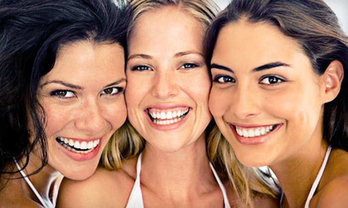 Satin Laser Spa - West End: $99 for One Laser Teeth-Whitening Treatment at Satin Laser Spa ($199 Value)