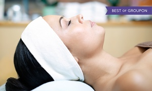 Green Garden Asian Spa: One or Three Hot Stone Massages with Microdermabrasion Treatments at Green Garden Asian Spa (Up to 60% Off)