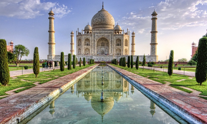 10-Day India and Nepal Tour with Airfare from Indus Travels