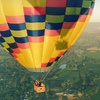 $175 for Hot-Air Balloon Ride with Brunch