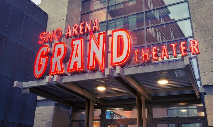 Studio Movie Grill - Columbus, Arena Grand: One, Two, or Four Groupons, Each Good for One Movie Ticket at Studio Movie Grill (Up to 29% Off)