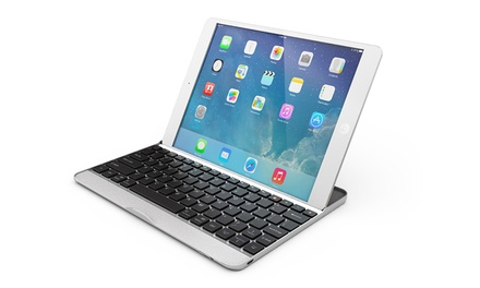 Hipstreet Bluetooth Aluminum Keyboard Case for Apple iPad Air