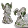 Solar Light-Up Fairy and Angel Statues