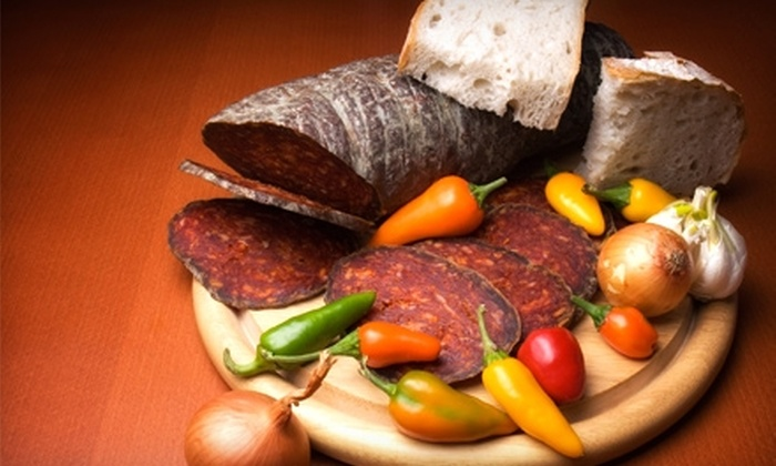 Vince's Gourmet Imports - North Syracuse: $10 for $20 Worth of Italian Groceries at Vince's Gourmet Imports