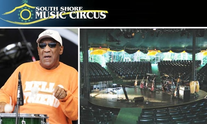 South Shore Music Circus - Cohasset: $25 for Any of Five Shows at the South Shore Music Circus (Normally $34–$44)