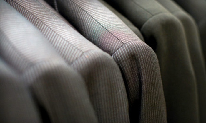 Bright Cleaners - Tarrant: Dry-Cleaning Services or Wedding Gown Preservation at Bright Cleaners in Arlington