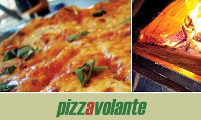 Pizza Volante - Little Haiti: $7 for $15 Worth of Pizza and More at Pizza Volante