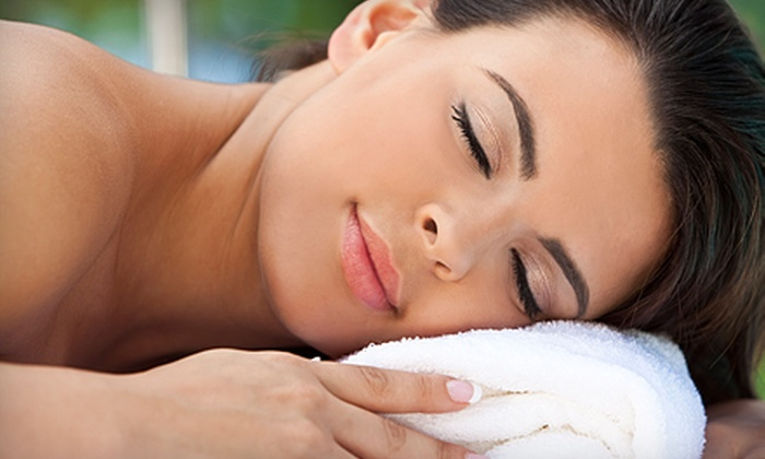 Bedazzled Salon and Day Spa - Roscoe: Swedish Massage or Beauty Package with Facial, Makeup, and Hairstyling Lesson at Bedazzled Salon and Day Spa (Up to 68% Off)
