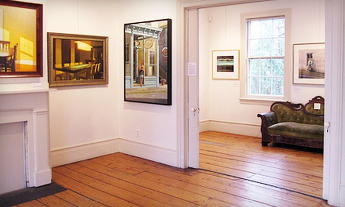 Edward Hopper House Art Center - Nyack: Individual- or Family-Membership Package at Edward Hopper House Art Center in Nyack (Up to 63% Off)
