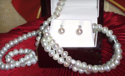 Monique of Switzerland Jewelers: 3-Piece Jewelry Set (a $390 Value) - Monique of Switzerland Jewelers in Wayzata