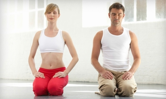 Yoga Fitness - Campbell: $30 for Five Yoga Classes at Yoga Fitness (Up to $100 Value)