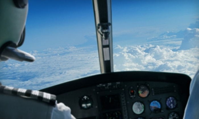DesertShot, Inc. - Multiple Locations: $95 for Two Hours of Flight Lessons with DesertShot, Inc. ($196 Value)