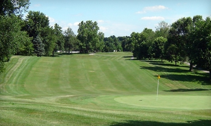 Hillcrest Golf Club - Kansas City: $32 for Round of Golf and Lunch for Two at Hillcrest Golf Club (Up to $68 Value)