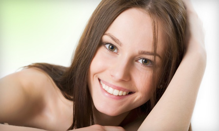 Zenity Spa - Allen: Facial and Eyebrow Services at Zenity Spa in Allen. Three Options Available.