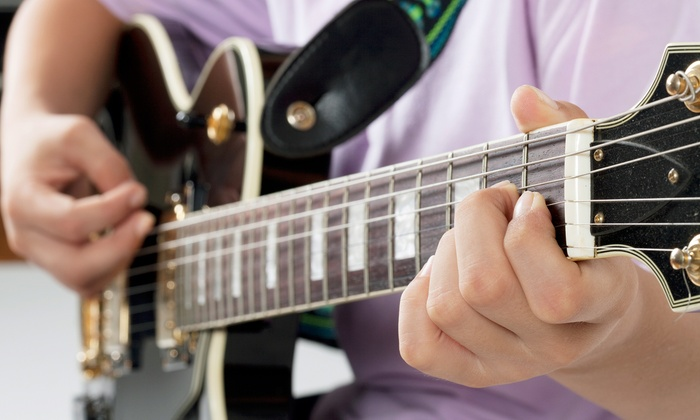 Dangerous Guitar: $18 for One Year of Online Guitar Lessons from Dangerous Guitar ($134.55 Value)
