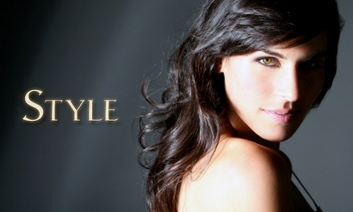 Style Salon  - Indianapolis: $89 for a Brazilian Blowout at Style Salon ($250 Value)