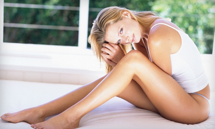 Arizona Eye Institute & Cosmetic Laser Center - Sun City West: $99 for One Spider-Vein Treatment at Arizona Eye Institute & Cosmetic Laser Center in Sun City West ($300 Value)