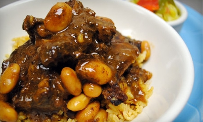 Carena's Jamaican Grille - Midlothian: $10 for $20 Worth of Jamaican Cuisine at Carena's Jamaican Grille