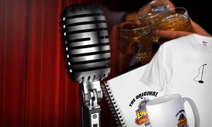 Laughs Unlimited - Central Sacramento: $20 for $40 Worth of Cover, Food, Drinks, and Merchandise at Laughs Unlimited