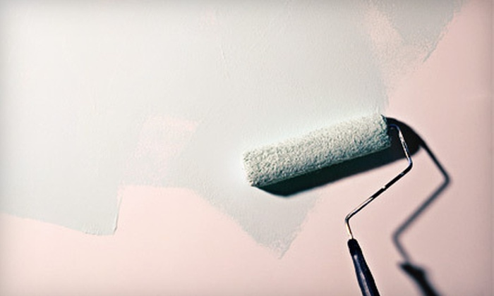 T. Larue Painting - Meadowbrooke Farms: Interior-Painting Services for One, Two, or Three Rooms from T. Larue Painting (Up to 74% Off)