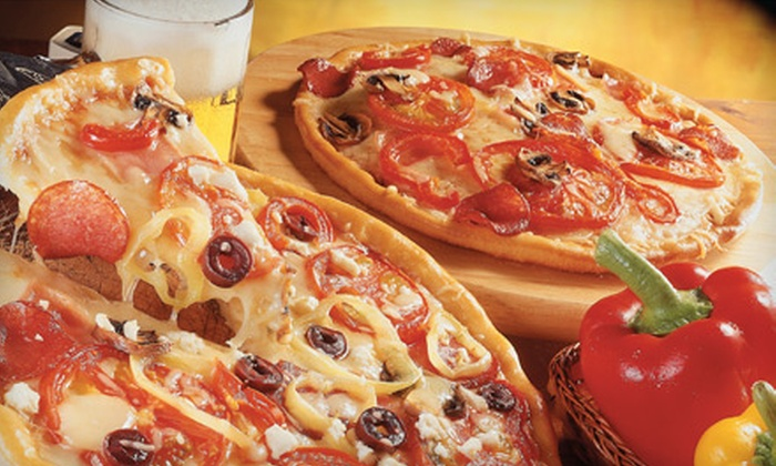Spot 5750 - Hollywood: $20 for Pizza, Pool, and Parking Package at Spot 5750 in Hollywood (Up to $55 Value)