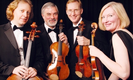 Oregon Mozart Players: The American String Quartet on Sun., May 15 at 2:30PM - Oregon Mozart Players in Eugene