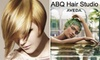 ABQ Hair Studio - Taylor Ranch: $89 for Spa Package at ABQ Hair Studio