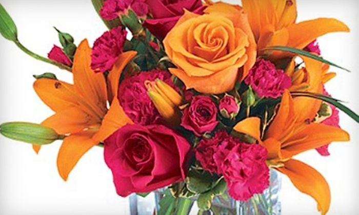 Amling's Flowers - Multiple Locations: $25 for $50 Worth of Fresh Flowers at Amling's Flowers