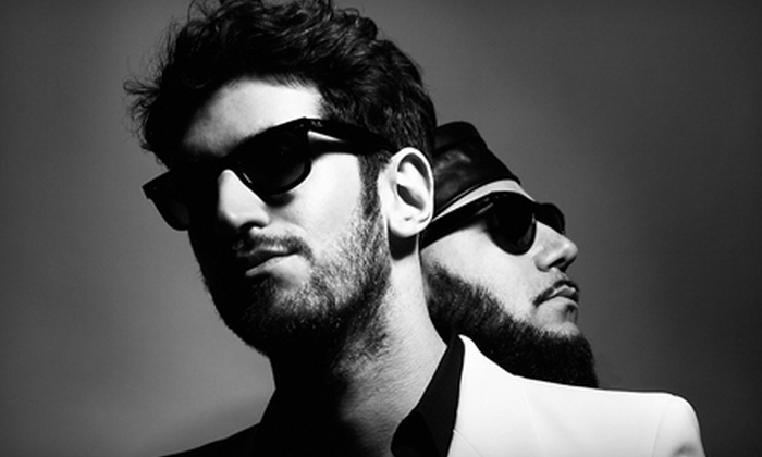 Chromeo - Tempe: $17 for One Ticket to See Chromeo at The Marquee in Tempe on October 18 at 7:30 p.m. (Up to $35.25 Value)